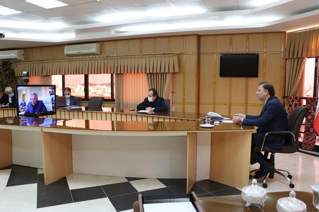 تجارت بین گیلان و تاتارستان با استفاده از شبکه حمل و نقل دریایی، گسترش یابد