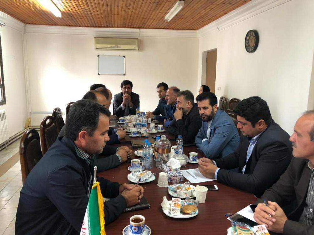 رییس شورای اسلامی استان گیلان انتخاب شد