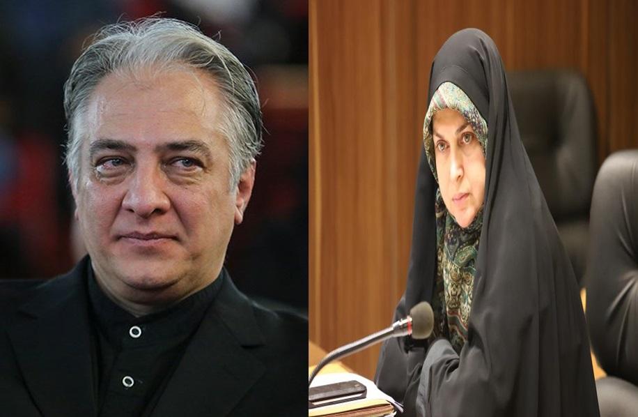 فاطمه شیرزاد :ایرج نوذری مشاور فرهنگی شورا نیست