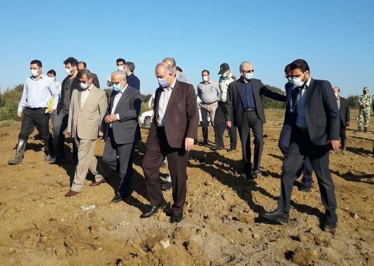 محل دفن زباله لاهیجان طی ۳ سال آینده بهسازی می شود