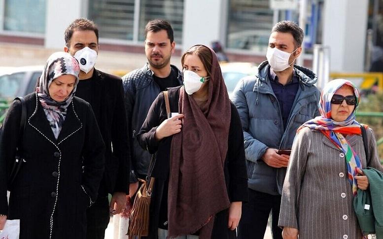 نیمی از مردم ماسک و فاصله گذاری را جدی نمی گیرند