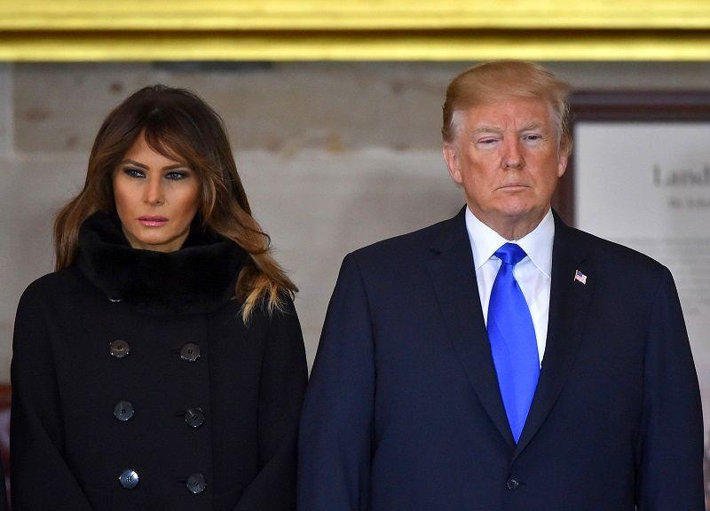 ترامپ و همسرش به کرونا مبتلا شدند