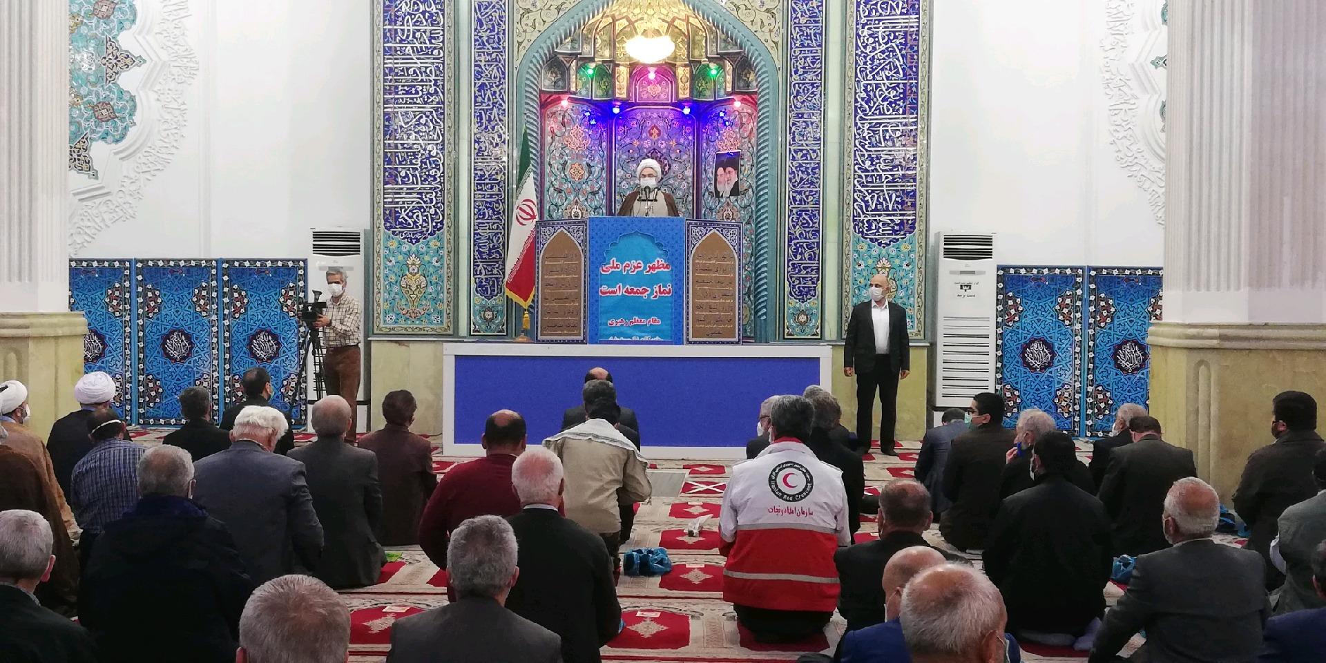 ملت بصیر ایران اسلامی هرگز زیر بار منت ظالم نخواهد رفت