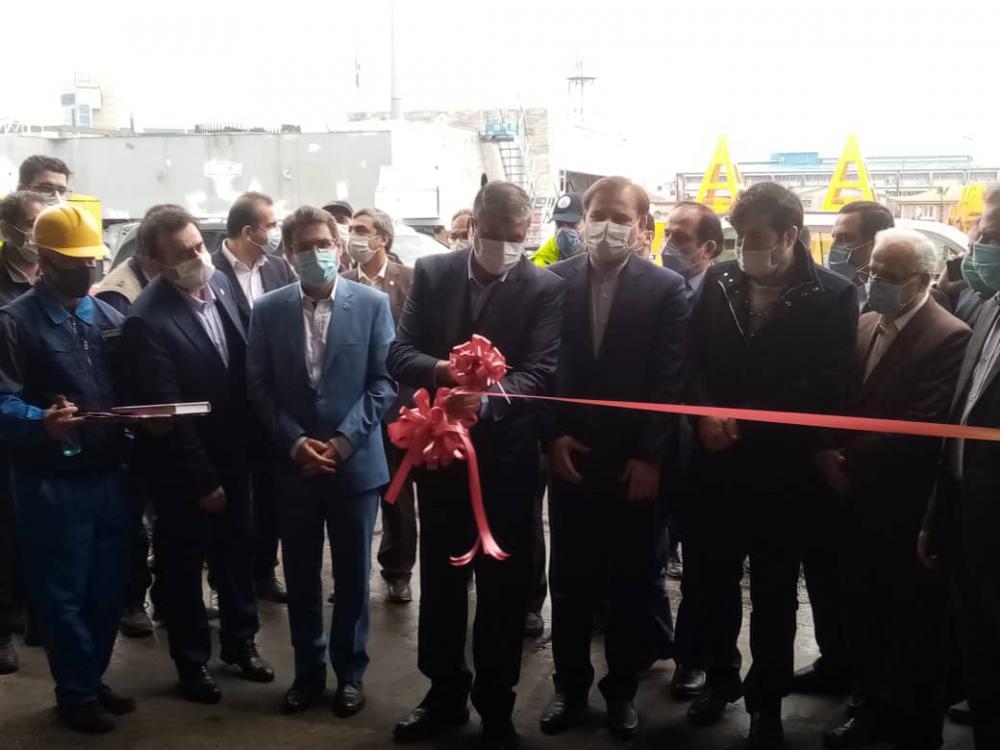 آغاز عملیات ساخت و بهره برداری از پروژه های اداره کل بنادر و دریانوردی گیلان در بندرانزلی