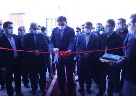 افتتاح سه طرح صنعتی و تولیدی در رشت در نخستین روز دهه فجر