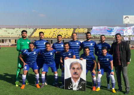 پیروزی شهرداری آستارا برابر ملوان در شهرآورد گیلان