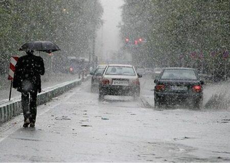 رفت و برگشت هوای برفی در نخستین هفته از آخرین ماه زمستان