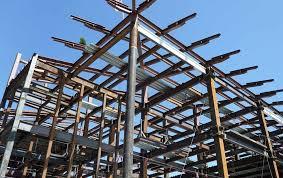 بهره برداری از کارخانه دانش بنیان اسکلت ساختمان