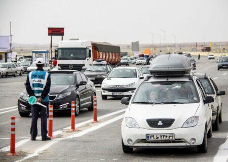 ممنوعیت سفر به دو شهرستان نارنجی گیلان