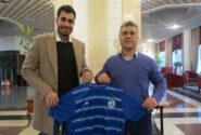 مدافع سابق ملوان در تیم شهرداری آستارا