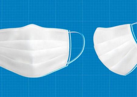 استفاده از دو ماسک ۹۶.۵ درصد از شیوع کرونا میکاهد