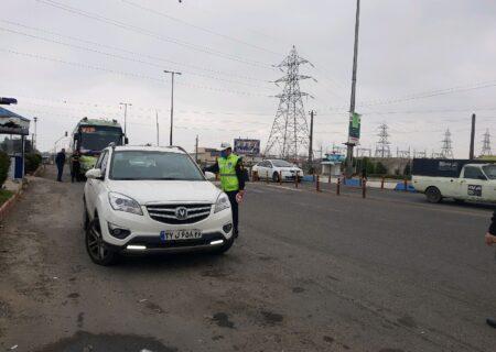 تخلفات پرخطر رانندگی، علت ۴۰ درصد تلفات جاده ای