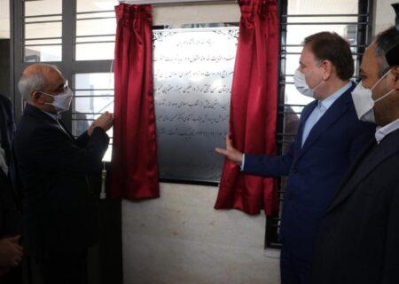 افتتاح مدرسه حسن حجتی در رشت و کاشت نهال در آستانه روز درختکاری