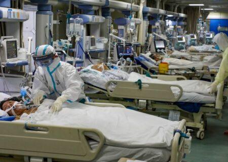 بستری ۶۷ بیمار کرونایی جدید
