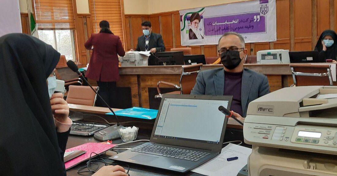 ثبت نام بیش از ۵هزار نفر داوطلب در انتخابات شوراهای روستای گیلان
