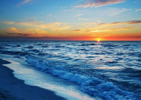دریای خزر تا فردا برای دریانوردی با احتیاط مناسب
