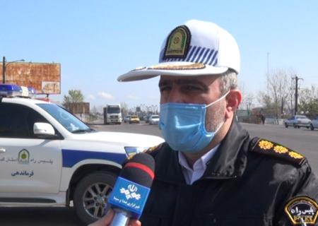 ورود خودروهای غیربومی به استان گیلان ممنوع است
