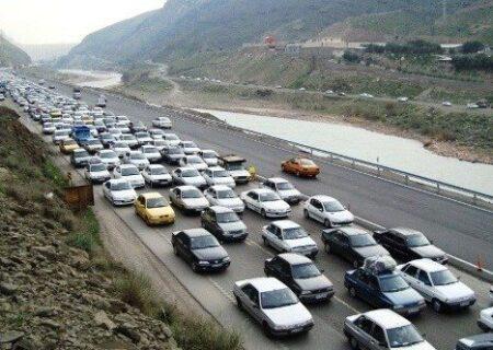 ورود بیش از ۳ میلیون مسافر به گیلان در ۹ روز