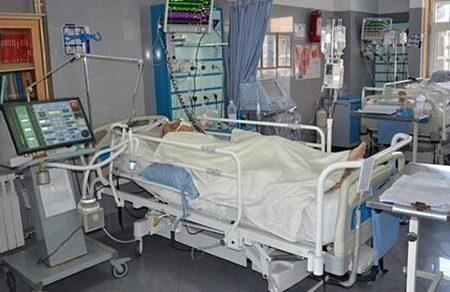 کاهش بیماران کرونایی در بیمارستانهای گیلان