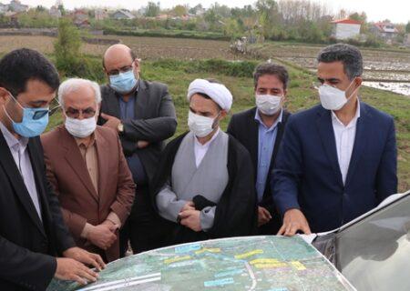 بهانهای برای تاخیر در پروژه راه آهن رشت-انزلی پذیرفتنی نیست