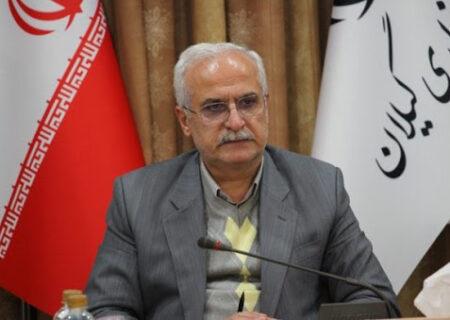 علی اوسط اکبری مقدم عضو هیات مدیره منطقه آزاد انزلی شد