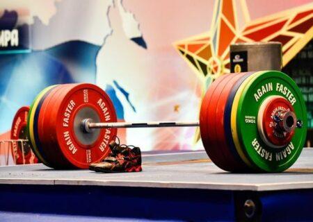 شکسته شدن رکورد وزنهبرداری توسط وزنه بردار زن ایران