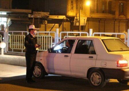۱۵۰۰ خودروی غیربومی بهدلیل نادیدهگرفتن محدودیتهای کرونایی در گیلان اعمال قانون شدند