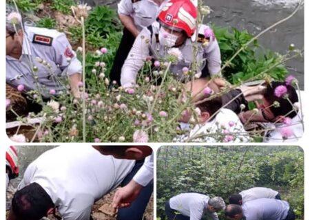 غرق شدن پیرمرد ۶۰ ساله در رودخانه زرجوب رشت