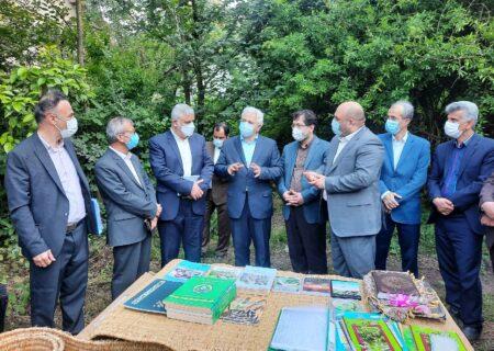 افتتاح موزه جنگ جهانی دوم در لاهیجان