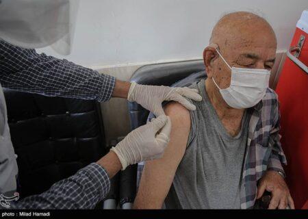 نحوه ثبت نام افراد بالای ۸۰ سال جا مانده از واکسیناسیون کرونا