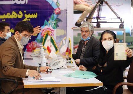 مراجعه ۵۷ نفر در روز اول ثبتنام انتخابات ریاستجمهوری به وزارت کشور