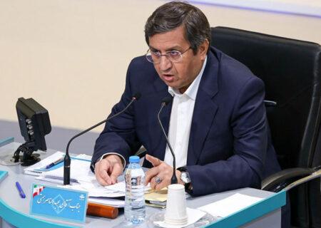 عبدالناصر همتی: نامزد انتخابات ریاست جمهوری از زمان ۶ دقیقهای برای دفاع از خود انصراف داد