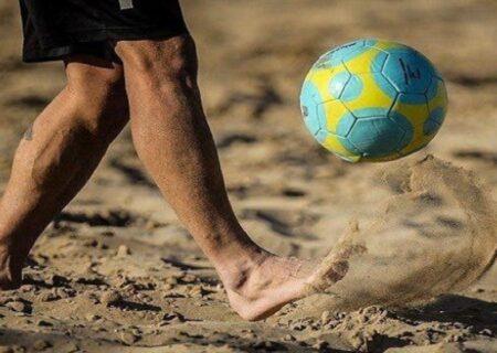 مشخص شدن حریف نماینده گیلان در هفته نخست لیگ برتر فوتبال ساحلی