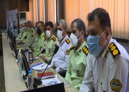 فعالیت بیش از ۱۳هزار نفر از نیروهای ناجا در فرآیند انتخابات