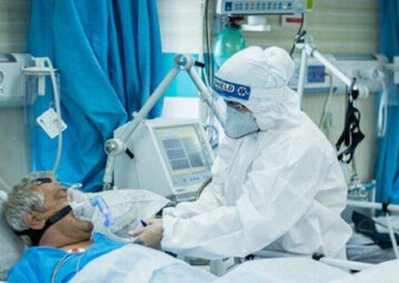 ۳۷۶ بیمار کرونایی در بیمارستانهای گیلان