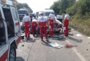 کاهش ۲۵ درصدی تعداد جان باختگان تصادفات استان