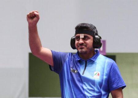 اولین مدال طلای ایران در المپیک