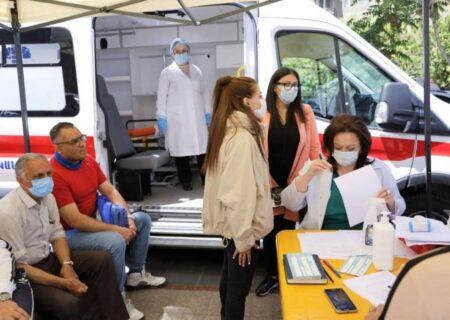 شرط جدید ارمنستان برای ایرانیها: ۱۰ روز اقامت در ازای واکسن کرونا