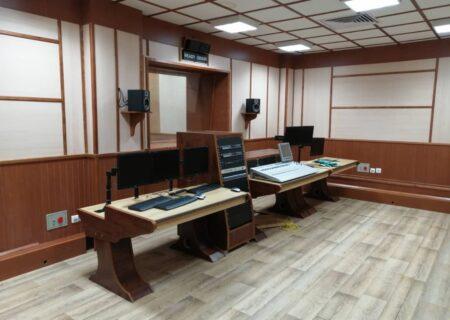افتتاح چند طرح بزرگ استودیویی و فنی در صدا و سیمای مرکز گیلان