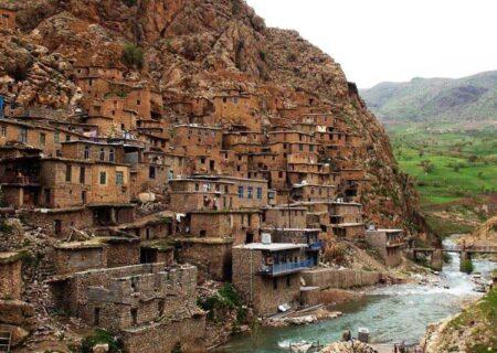 هورامان با معماری پلکانی ثبت جهانی شد