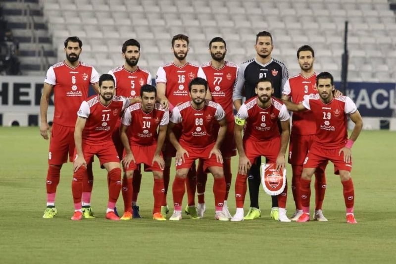 پرسپولیس قهرمان لیگ برتر ایران شد
