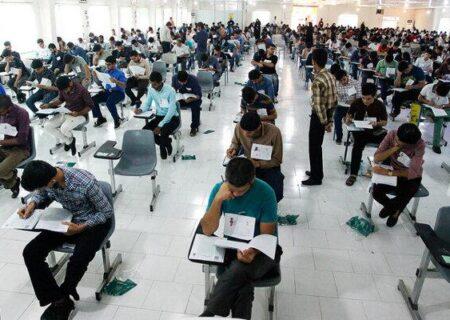 اعمال ۴۰ درصد تاثیر مثبت سوابق تحصیلی در کنکور ۱۴۰۱