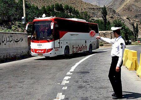 ممانعت پلیس از تردد ۱۲ گروه گردشگری و ورزشی فاقد مجوز در گیلان