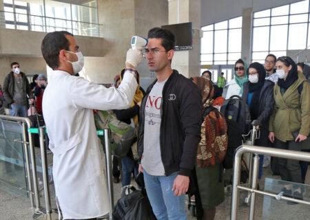 انجام تست پی. سی. آر برای مسافران واکسینه هم اجباری شد