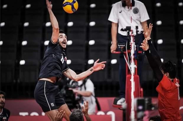 ناکامی نسل طلایی والیبال ایران در المپیک