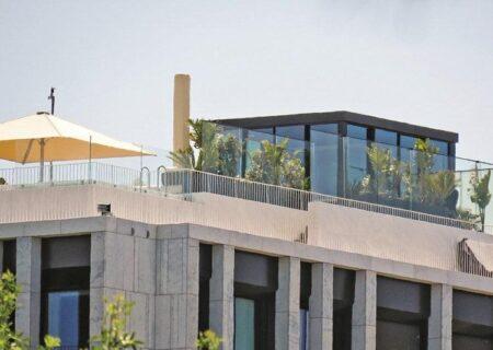 شهرداری اضافه بنای آپارتمان رونالدو را تخریب می کند!