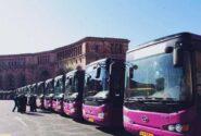 موج ارمنستان سفر اتوبوسی را گران کرد
