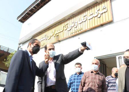 نوسازی ناوگان تاکسیرانی در اولویت کار شهرداری رشت قرار گرفت