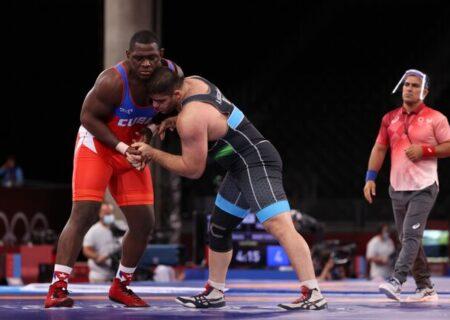 شکست میرزازاده مقابل غول کوبایی   حذف زودهنگام نجاتی از المپیک توکیو