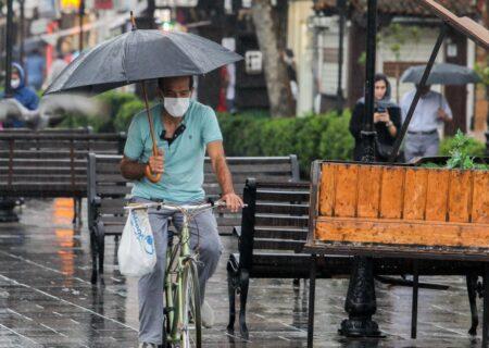 بارش نخستین باران پاییزی از امشب در گیلان